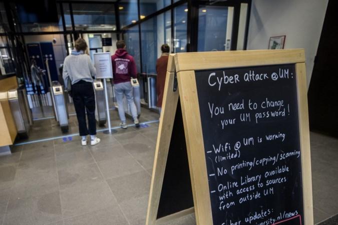 'Onderwijs UM nauwelijks in gevaar door hack'