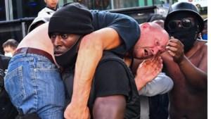 Black Lives Matter-activist van dé foto: 'Zijn leven was in gevaar'