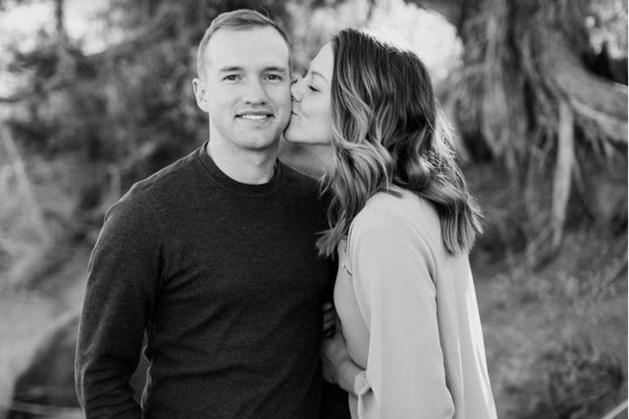 In Noordzee verongelukte piloot is pasgetrouwde Amerikaan: 'Ik blijf voor altijd van hem houden'
