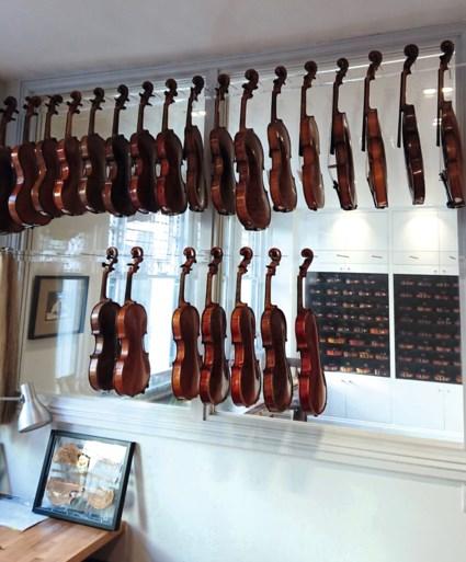 Renée uit Maastricht verhuisde naar Londen dankzij haar passie voor de viool