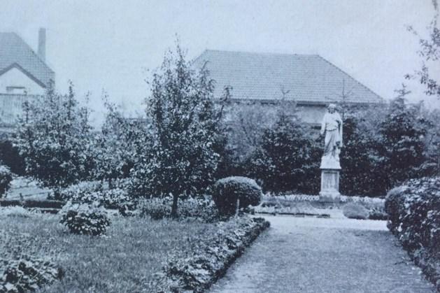 Heilig Hartbeeld verhuist naar kloostertuin Birgittinessen