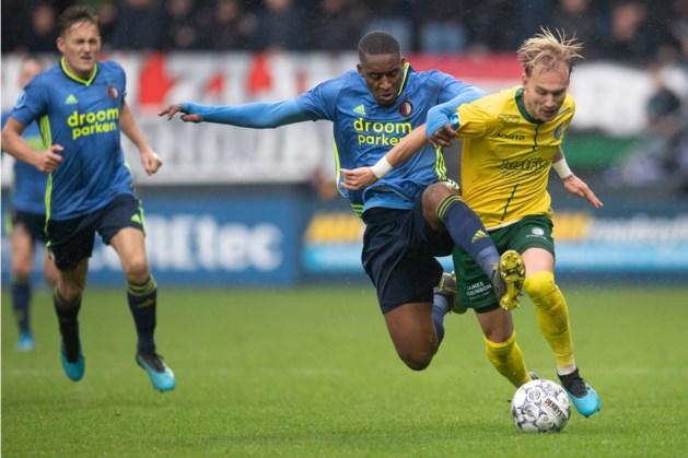 Gesprekken Fortuna en Feyenoord over Diemers 'verlopen positief'