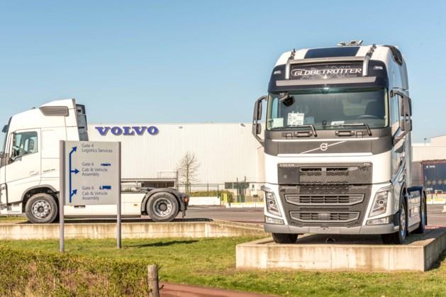 Vrachtwagenbouwer Volvo schrapt 4100 kantoorbanen
