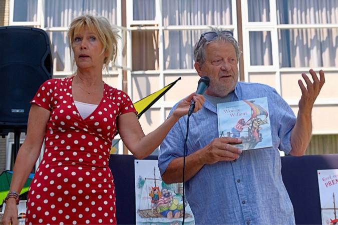 Brullen als een piraat; boek over Woeste Willem gepresenteerd op Koalaschool