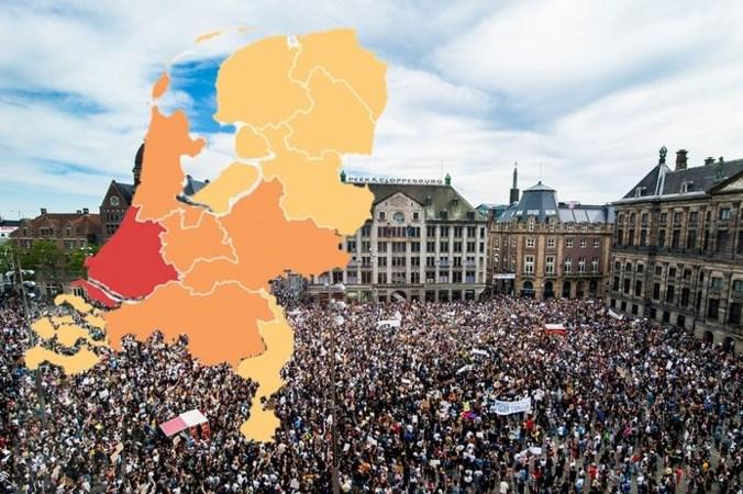 Waar in Nederland loop ik de meeste kans om besmet te raken met corona?