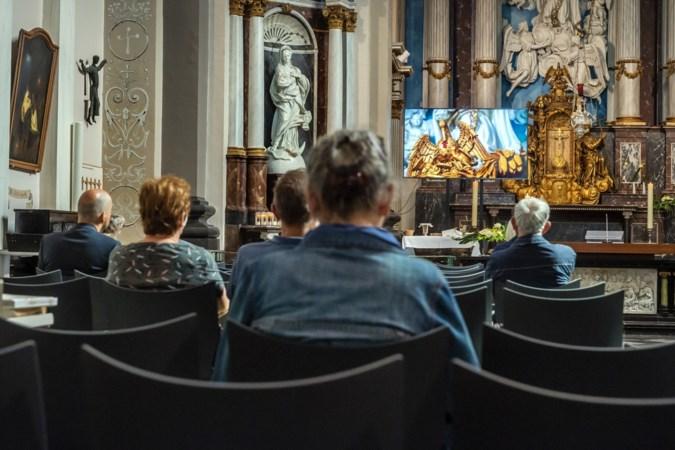 Bisschop van Luik kwam na bijna veertig jaar alsnog naar Wittem en Eys