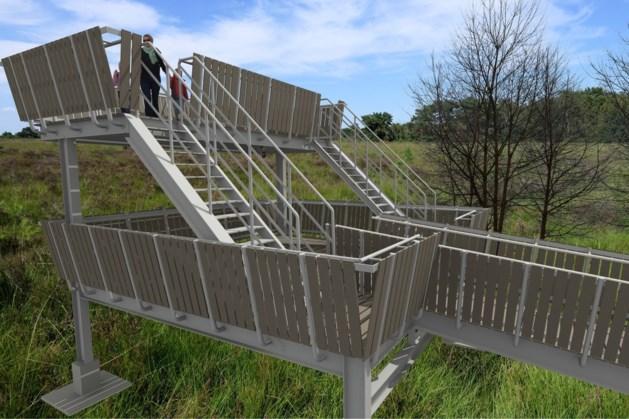 Inzamelingsactie succesvol; nieuwe uitkijktoren Groote Peel komt in zicht