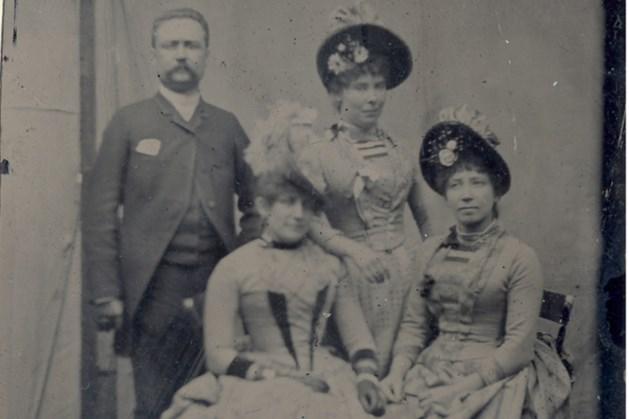 Comtesse Geraud de Rochechouart, van burgermeisje tot gravin