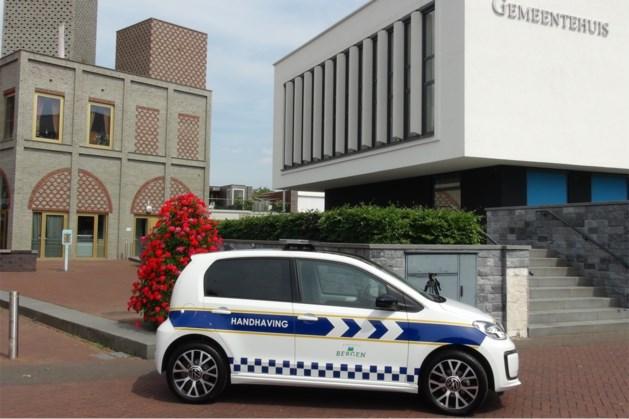 Elektrische auto voor blauwe BOA's gemeente Bergen