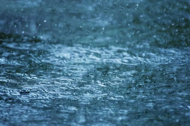 Opnieuw code geel: kans op onweer en wateroverlast