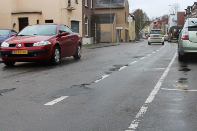 Valkenburg heeft stevig tekort voor fatsoenlijk onderhoud van wegen en pleinen