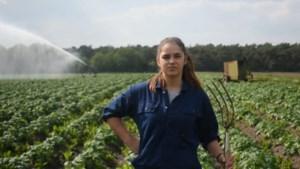 Jonge varkenshoudster uit Beringe schrijft hoofdstuk in boek Elske Doets