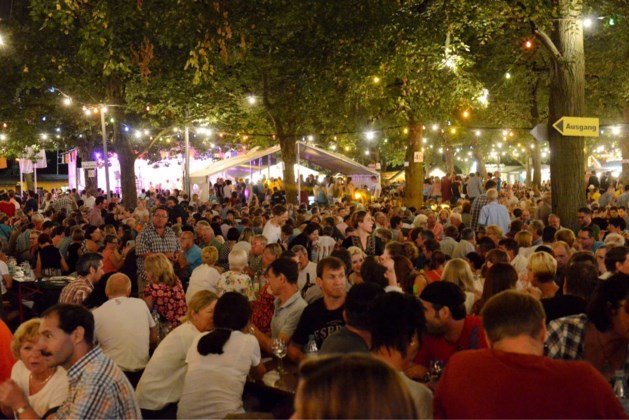 Grote evenementen in Duitsland tot eind oktober taboe