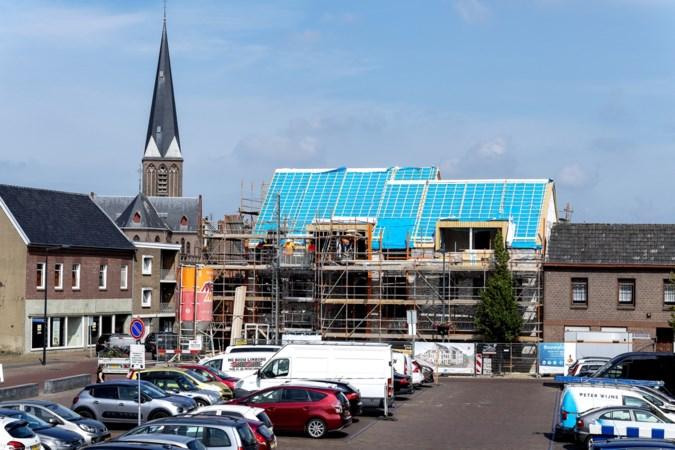 'Drakendoder van Schinveld' geeft dorpskern mooier aanzien met wooncomplex Beekstaete