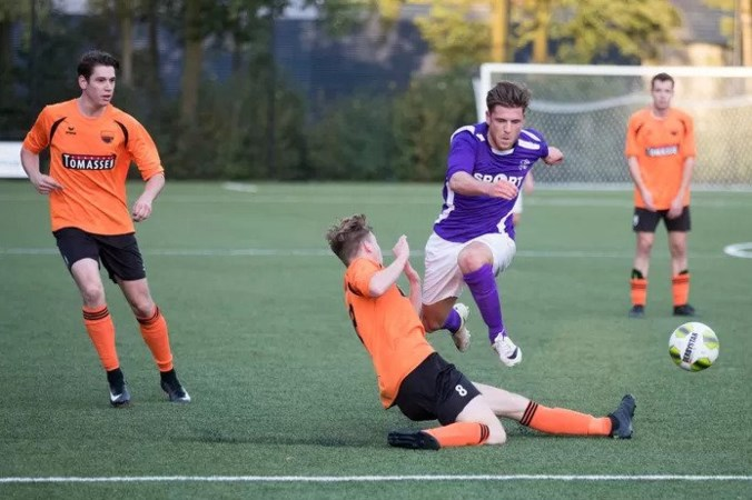 Samenwerking voetbalclubs SSE en SVSH stopt