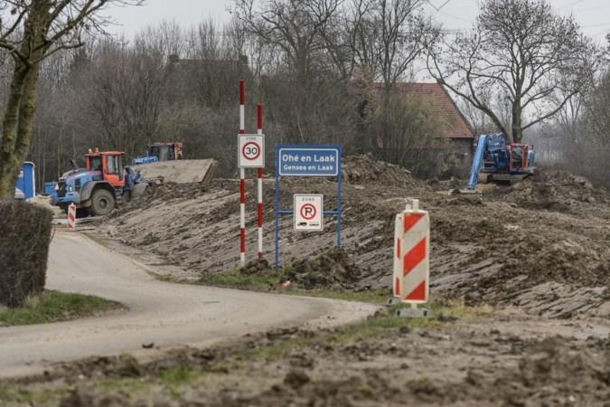 Bouwen langs de Maas in Limburg mag weer