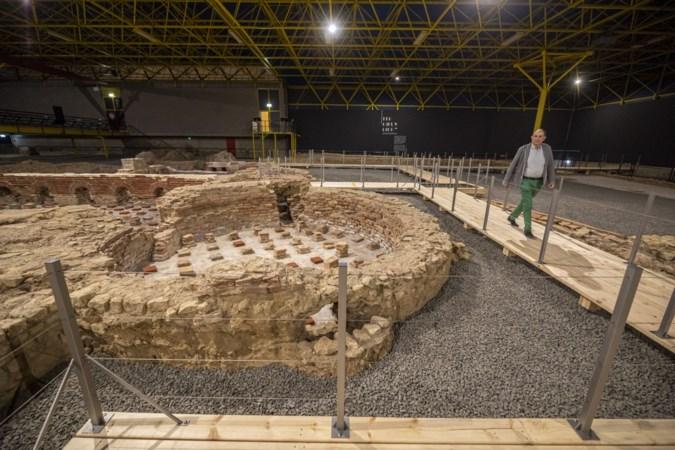 Thermenmuseum 2.0: nieuw vlonderpad drukt je met de neus op Romeinse details
