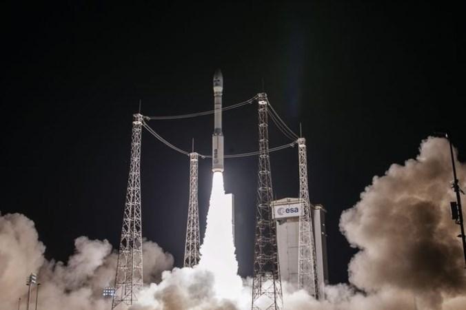 Spannend weekend voor Nederlandse ruimtevaart, raket stortte vorige keer neer