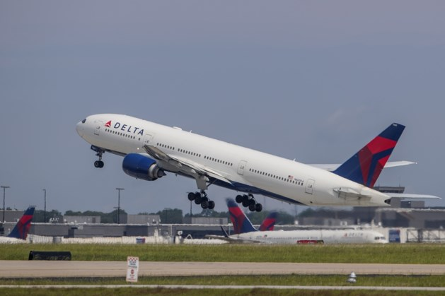 Delta Air Lines verwacht volgend jaar break-even te draaien