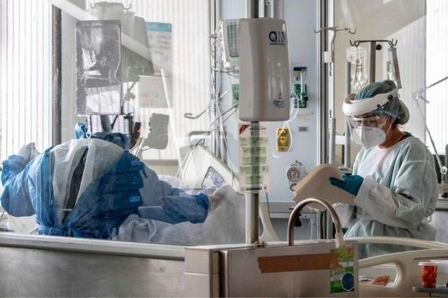 Aantal coronapatiënten op intensive care gedaald naar 57