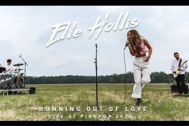 Elle Hollis zou Pinkpop openen: volgend jaar wordt nóg beter