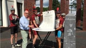 Voerendaal ondertekent Via Belgica-covenant