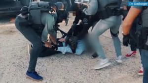 Video: Nieuwe heftige undercoverbeelden van arrestatie terreurgroep in Weert