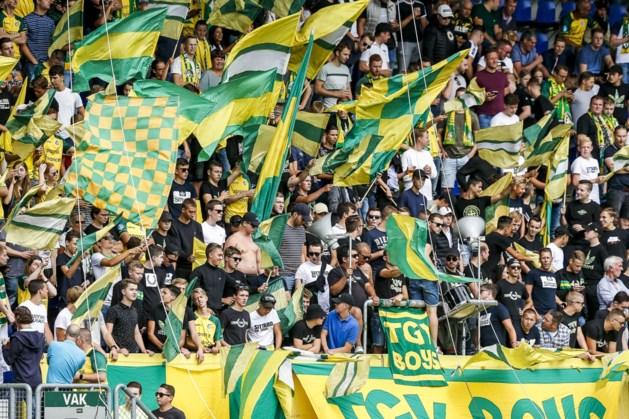 Voetbalfans: wedstrijd op zondagavond is minachting