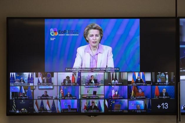 EU-voorzitters manen regeringsleiders tot spoed