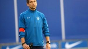Kevin van Dessel assistent-coach KV Mechelen