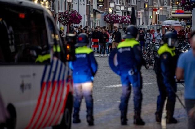 Nog acht betogers vast na rellen in Hoorn, burgemeester spreekt van uitlokking