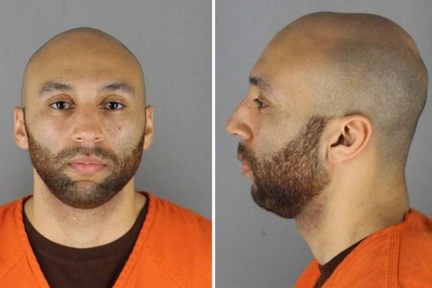 Agent (26) die op zijn derde werkdag betrokken raakte bij arrestatie George Floyd, is vrijgelaten