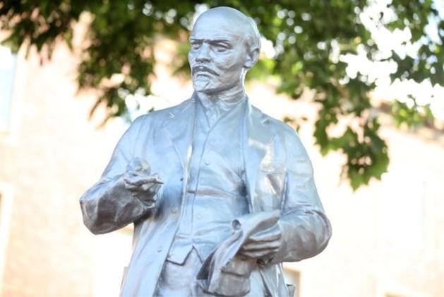 Lenin heeft 30 jaar na de val van De Muur standbeeld in Duitsland