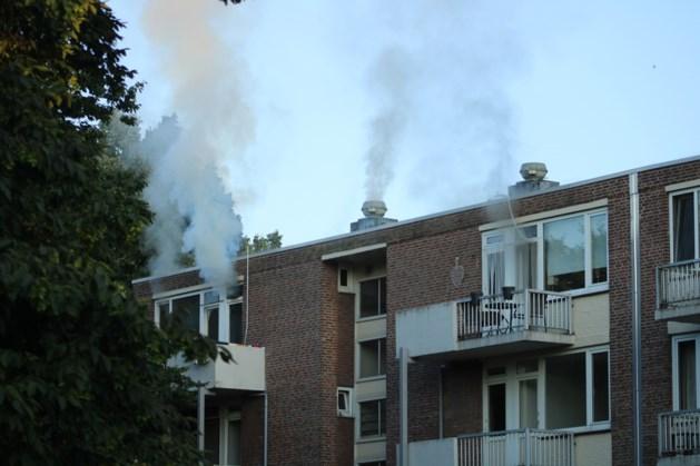 Appartementen ontruimd bij brand in Brunssum