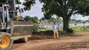 Omgeving Beesels veer opgeknapt