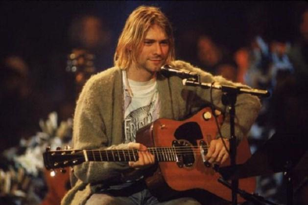 Gitaar van Kurt Cobain voor 5,3 miljoen euro verkocht