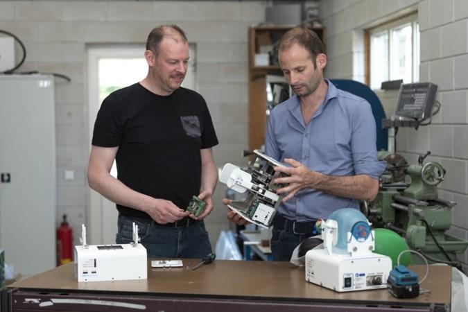 Limburgs bedrijf wil zuurstof geven aan ic's wereldwijd met goedkoop beademingsapparaat
