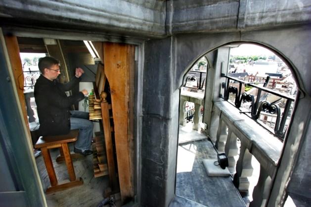 Carillonspel ter ere van nationale feestdag Luxemburg