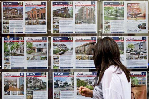 'Vertrouwen consumenten in woningmarkt sterk gedaald'