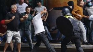 Hooligans uit heel het land maakten plannen voor Haagse rellen