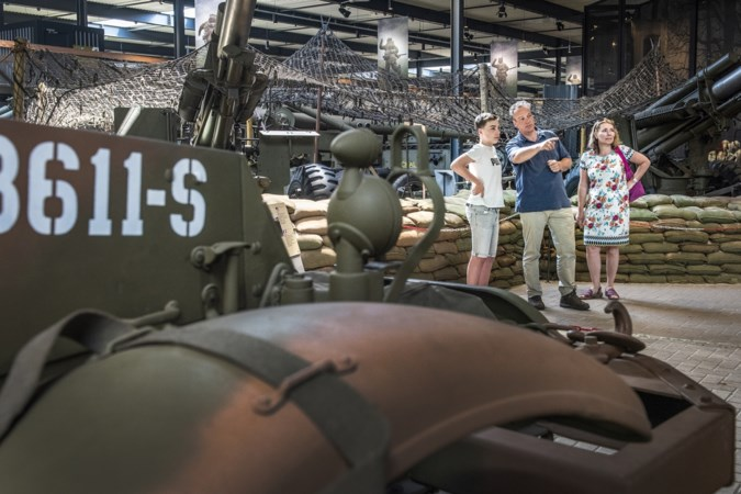 Oorlogsmuseum Overloon overleeft de zomer, maar vreest de winter door coronaschade