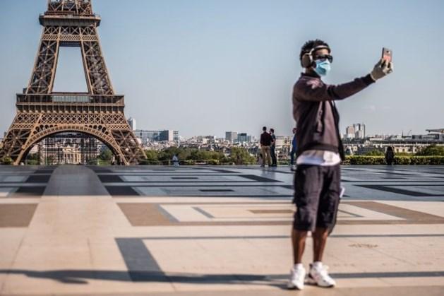 Coronabeperkingen in Frankrijk verder versoepeld