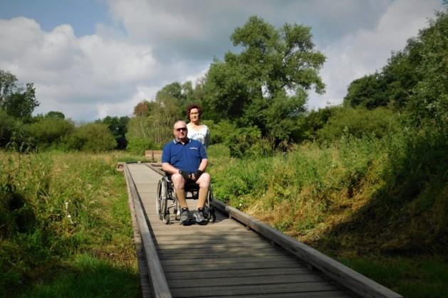 Groengebied 't Brook in Stein door panel goedgekeurd voor rolstoelgebruikers