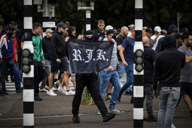 Rutte: 'doorgesnoven hooligans' misbruikten demonstratie Den Haag