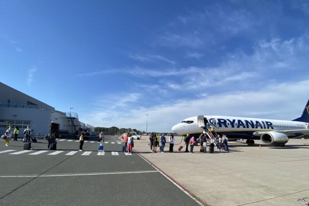 Airport Weeze sinds zondag weer in bedrijf