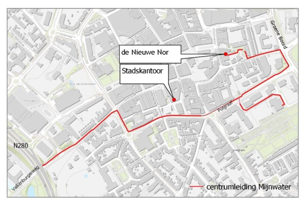 Aanleg 1,75 kilometer leidingen in Heerlen voor mijnwater start deze week