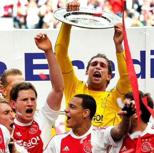 Stekelenburg keert terug bij Ajax: 'Ik hoopte maar op één club'