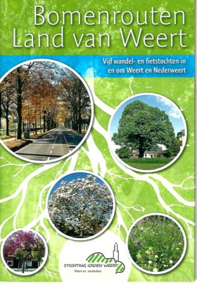 Wandelen en fietsen langs monumentale bomen in en om Weert en Nederweert