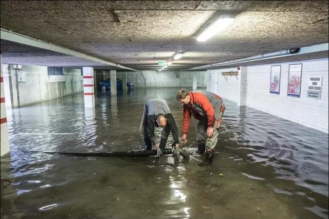 Boxmeer investeert 4 miljoen euro extra tegen wateroverlast