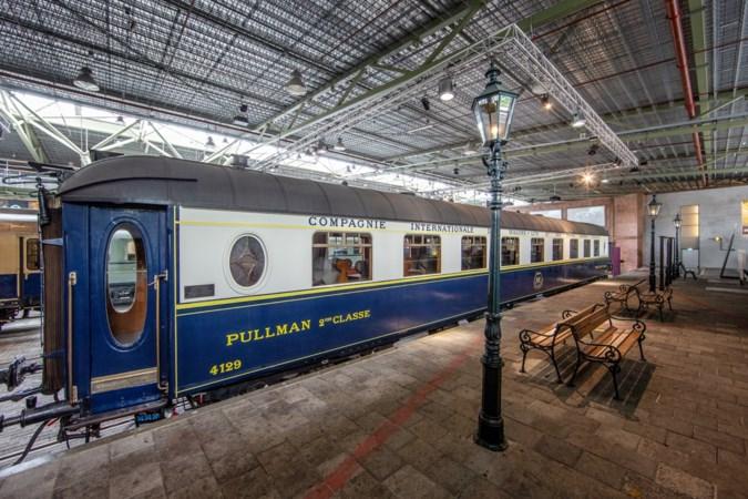 Limburgse trots op museumperron in Utrecht: de Pullman-restauratiewagon van de ZLSM